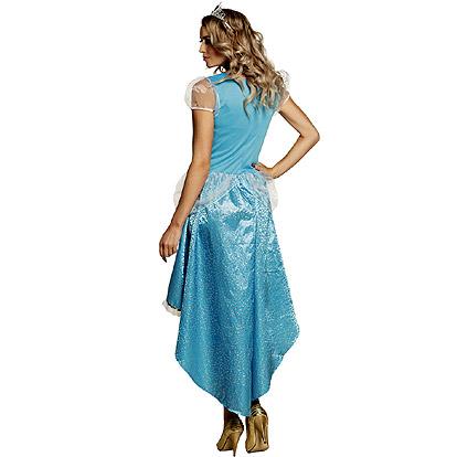 Prinsesblauwvrouw 1