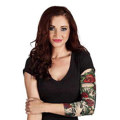 Tattoosleeverozen 1
