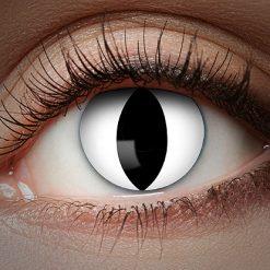 Lier - Carnaval - Halloween - contactlenzen - kleurlens - gekleurde lenzen - party lens - kattenoog - blacklight - lichtgevende ogen