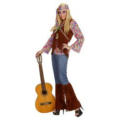 Hippievrouw 1