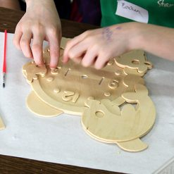 Lier - workshop - verjaardag - geschenk - cadeau - zelf thuis maken - dolfijnen - knutselen - schilderen - creatief met kinderen
