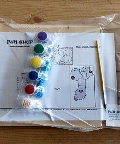 Lier - workshop - verjaardag - geschenk - cadeau - zelf thuis maken - vakantie - knutselen - schilderen - creatief met kinderen