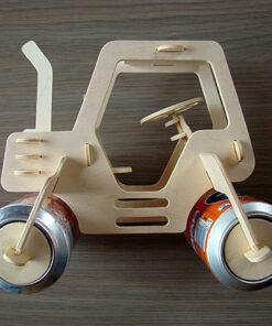 Lier - workshop - verjaardag - geschenk - cadeau - zelf thuis maken - bulldozer - knutselen - schilderen - creatief met kinderen