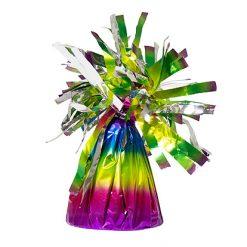 Ballonnen - Lier - feestversiering - Fun-Shop - gewicht voor ballonnen - regenboog folie - decoratie - ballonlint
