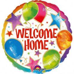 Folieballon Welcome Home 43cm