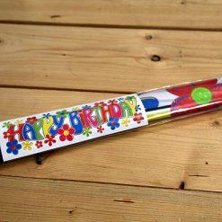 Lier - Verjaardag - hippie - flower power - spandoek - feestversiering - jaren 60 - hawai - themafeest - jarig - decoratie