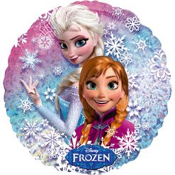 Folieballon Frozen 43cm