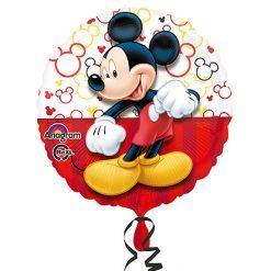Folieballon Mickey Mouse 43cm