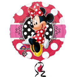 Folieballon Minnie Mouse 43cm