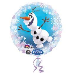 Folieballon Frozen Olaf 43cm