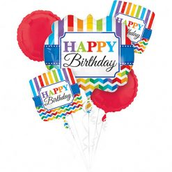 Ballonnen - Lier - feestversiering - Fun-Shop - helium - folie ballon - verjaardag - jarig - hiep hiep hoera