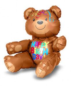 Ballonnen - Lier - feestversiering - Fun-Shop - helium - folie ballon - verjaardag - jarig - knuffelbeer - teddybeer - slingers