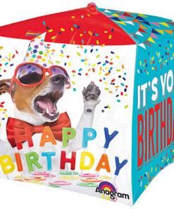 Ballonnen - Lier - feestversiering - Fun-Shop - helium - folie ballon - verjaardag - jarig - vierkante ballon - vierkant
