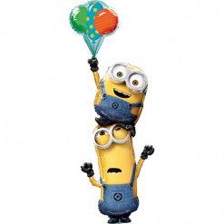 Folieballon Minions 101x154cm