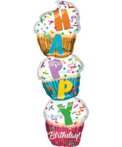 Ballonnen - Lier - feestversiering - Fun-Shop - helium - folie ballon - jarig - verjaardag - cake - cakejes - versiering