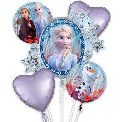 Folieballon Set 5 stuks Frozen