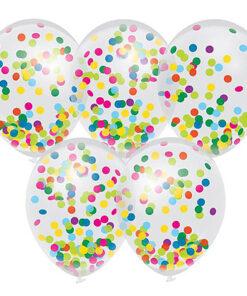 Ballonnen - Lier - feestversiering - latex ballon - Fun-Shop - helium - verjaardag - transparante ballon - gevulde ballon