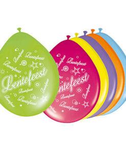 Ballonnen - Lier - feestversiering - Fun-Shop - helium - latex ballon - communie - vormsel - feest - bedrukte ballonnen