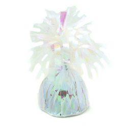 Ballonnen - Lier - feestversiering - Fun-Shop - gewicht voor ballonnen - witte folie - decoratie - ballonlint