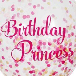 Ballonnenbirthdayprincess 1