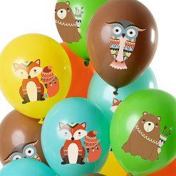 Ballonnenbosdieren 1