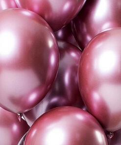 Ballonnen - Lier - feestversiering - Fun-Shop - helium - latex ballon - verjaardag - huwelijk - spiegel ballon - metallic