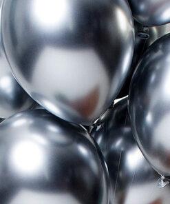Ballonnen - Lier - feestversiering - Fun-Shop - helium - jubileum - verjaardag - huwelijk - spiegel ballon - metallic