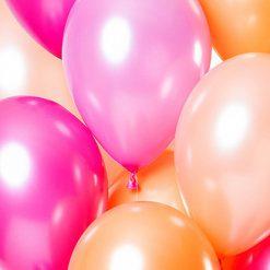 Ballonnen - Lier - feestversiering - Fun-Shop - helium - latex ballon - verjaardag - prinses - feest - roze ballon