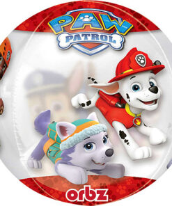 Ballonnen - Lier - feestversiering - helium - folie ballon - Chase - Marshall - Skye - Ryder - Rubble - Rocky - Zuma - Everest