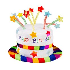 "Verjaardagshoed ""Happy Birthday"""