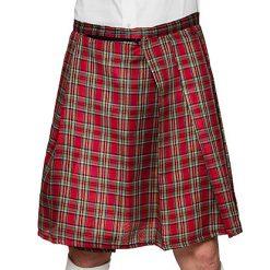 Schotse Rok Man Rood