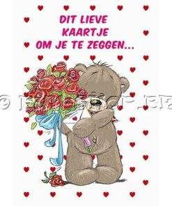 Lier - Valentijn - liefde - verliefd - houden van - love you - muziekkaart - licht - cards - wenskaart - knuffel