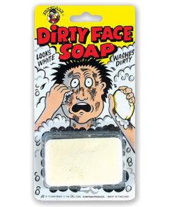 Lier - Fun-Shop - fop artikelen - grappig - grapje uithalen - foppen - voor de gek houden - nep zeep - zwarte zeep