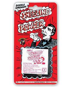 Lier - Fun-Shop - fop artikelen - grappig - grapje uithalen - foppen - voor de gek houden - sneezing powder - niezen