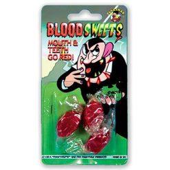Bloed Snoepjes - 3 stuks