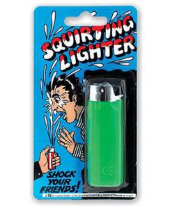 Lier - Fun-Shop - fop artikelen - grappig - grapje uithalen - foppen - voor de gek houden - nep aansteker - vuurtje