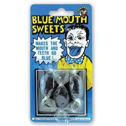Blauwe Mond Snoepjes - 3 stuks