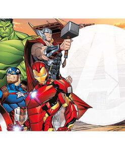 ier - wenskaart - kaartje - kaartje sturen - cards - superhelden - jarig - stoer - thor - iron man - captain america - hulk