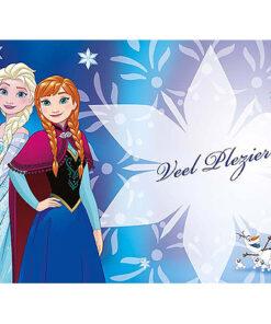 Lier - wenskaart - kaartje - kaartje sturen - cards - superhelden - jarig - anna - elsa - olaf - glitter kaart - verjaardag