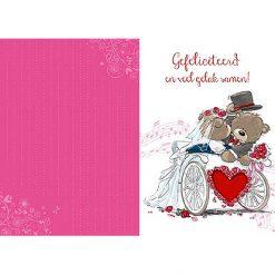 Huwelijkgetrouwdbeer 1