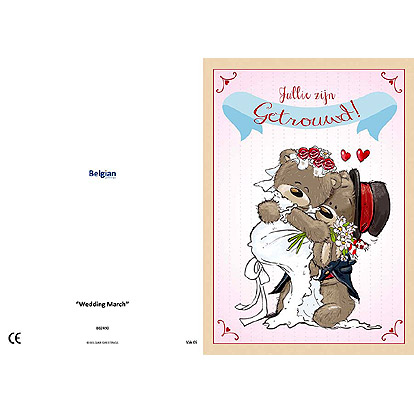 Huwelijkgetrouwdbeer 2