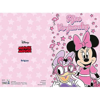 Lier - wenskaart - kaartje - kaartje sturen - cards - Disney - jarig - verjaardag - Mickey Mouse - muis - verjaardag