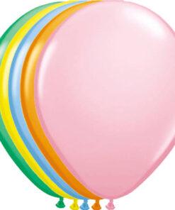 Ballonnen - Lier - feestversiering - helium - verjaardag - party - feest - communie - lentefeest - gekleurde ballonnen