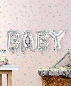 Ballonnen - Lier - feestversiering - Fun-Shop - folie ballon - letter ballon - girl - it's a girl - boy - it's a boy - geboorte