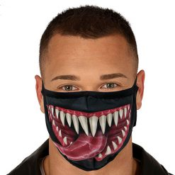 Mondmasker Monster Smile