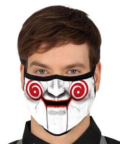 Lier - Carnaval - Halloween - mondmasker - pop - glimlach - herbruikbaar - print - bescherming - mondkapje