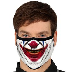 Mondmasker Clown