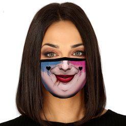 Mondmasker Harley Quinn