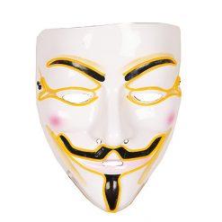 Masker Casa De Papel LED
