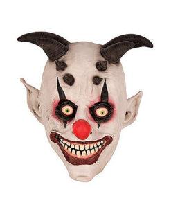 Lier - Carnaval - Halloween - gezichtsmasker - circus - clowns - killer clown - IT - enge clown